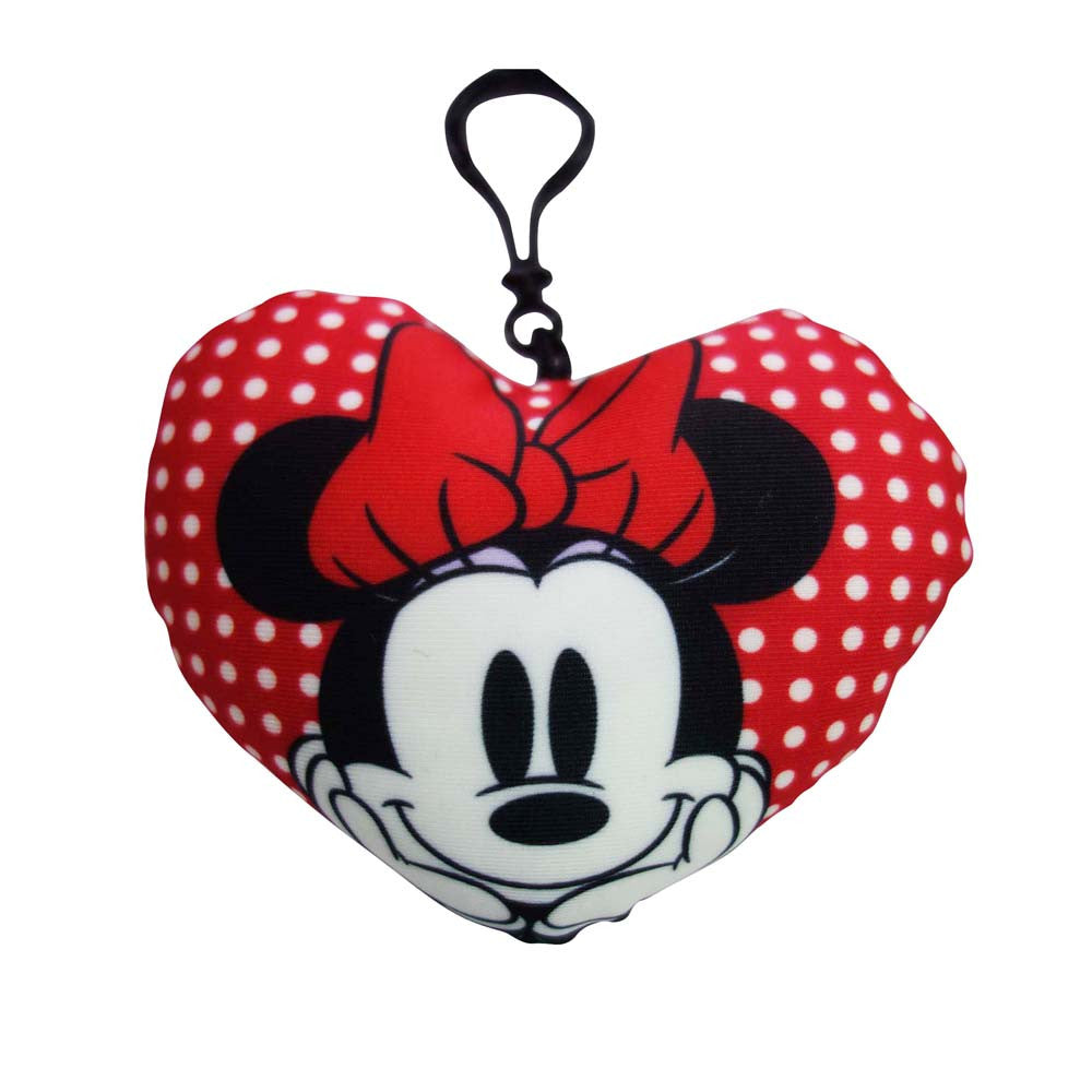mm1543-NJ - Minnie Mouse squish keychain (Available Now)