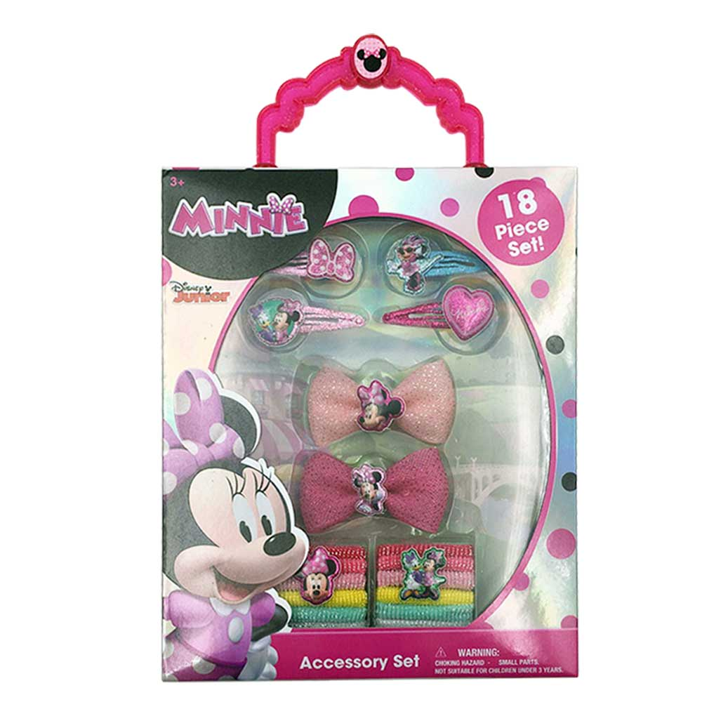 mm1647-NJ - Minnie Mouse Accessory box set (Available Now)