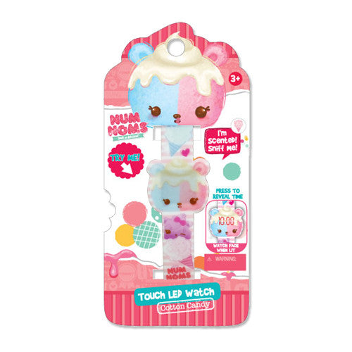 nnw047-NJ - Num Noms Scented Touch LED WATCH (Available Now)