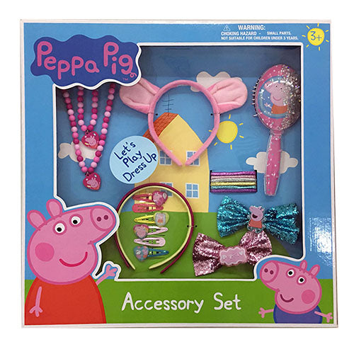 pg333-LA - Peppa Pig accessory box set  (Available Now)
