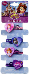 sa063-LA/NJ -  Sofia the First 4pc heart knockers (Available Now) , Licensed - INV, Madly Deeply Co. - 2