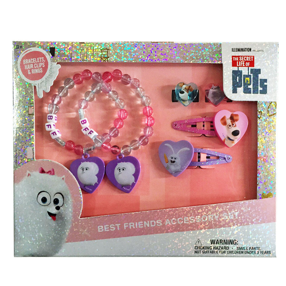 sl065-NJ - Secret Life of Pets best friend box set  (Available Now) , Licensed - INV, Madly Deeply Co. - 1