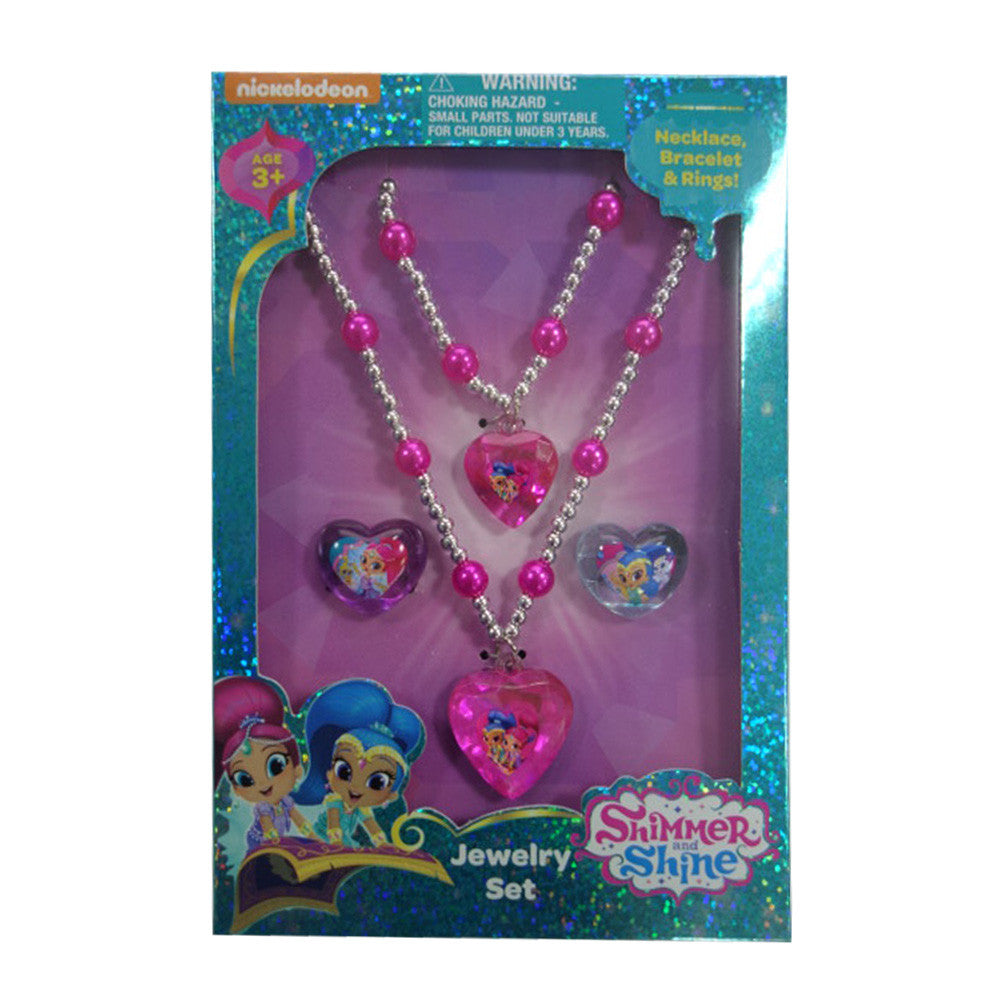 sn082-NJ - Shimmer and Shine accessories box set  (Available Now) , Licensed - INV, Madly Deeply Co. - 1