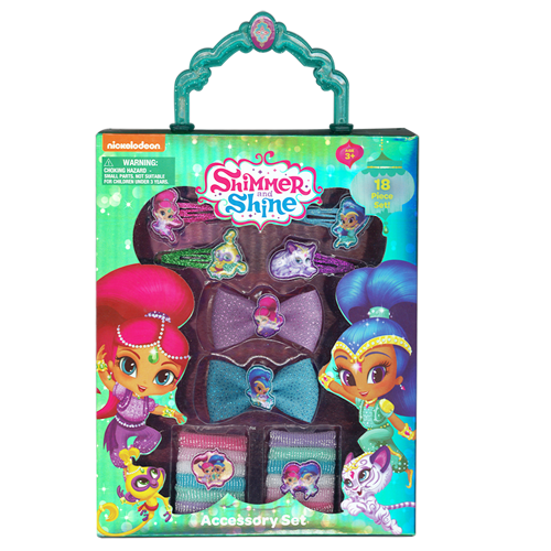 sn169-NJ - Shimmer and Shine Accessory box set (Available Now)