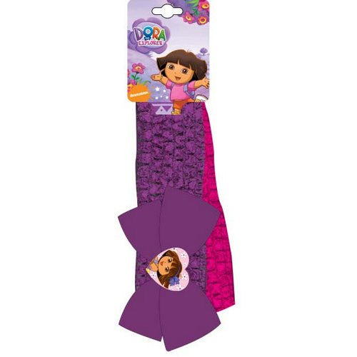 da2886-NJ - DORA the Explorer 2pcs headwrap  (Available Now)