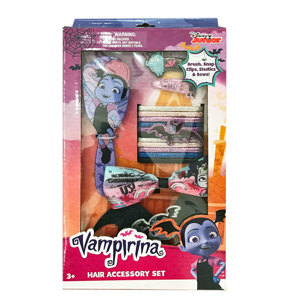 va025-LA -Vampirina hair accessory box set (Available Now)