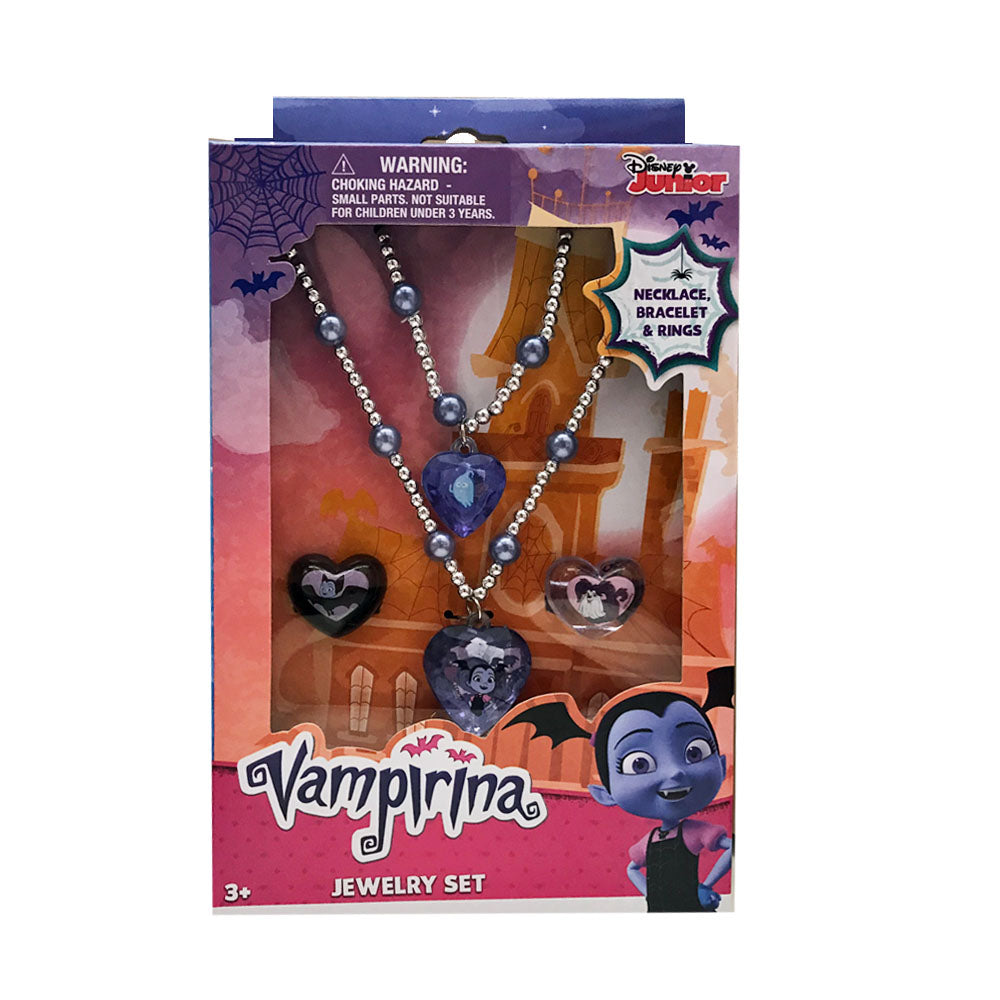 va042-LA -Vampirina Jewelry box set (Available Now)