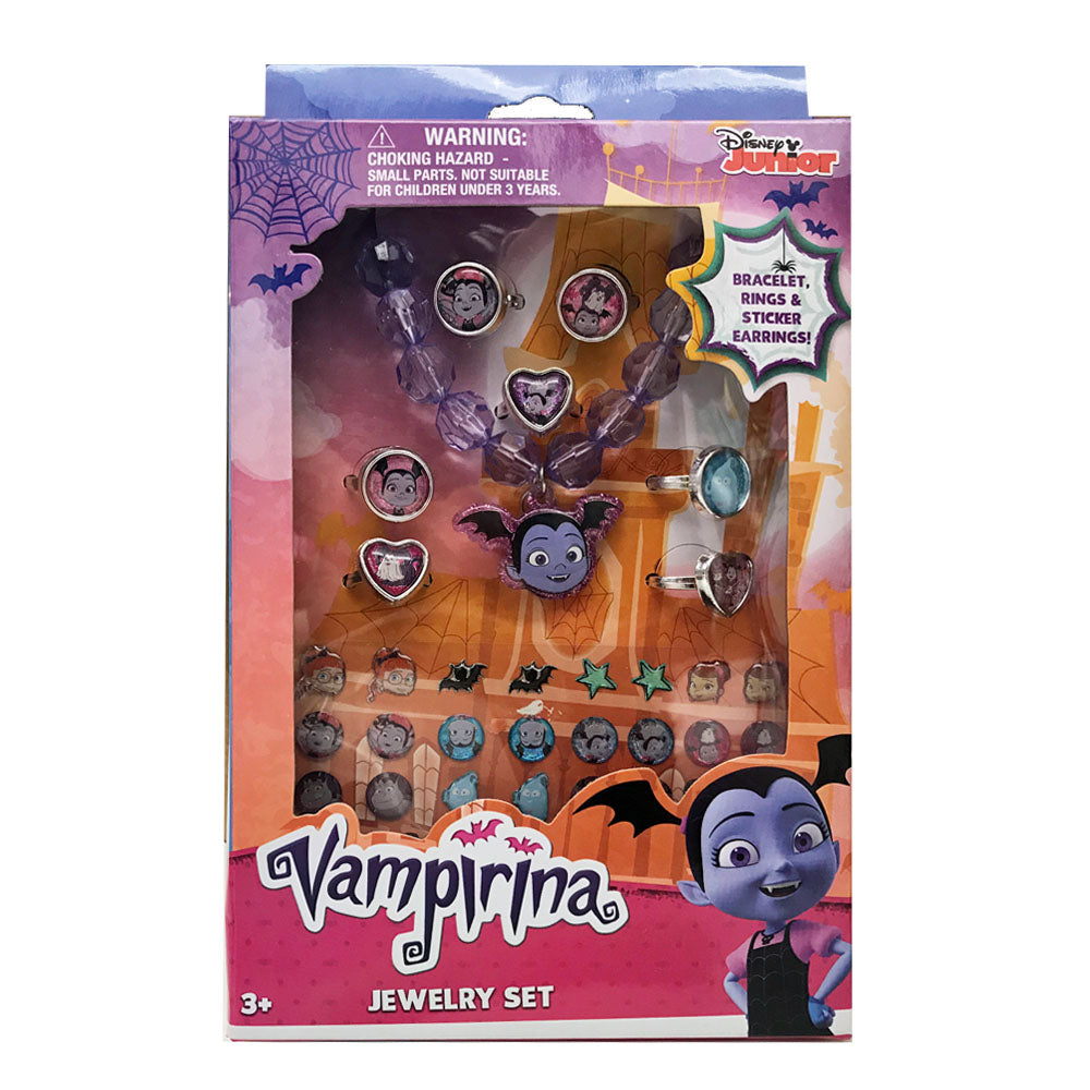 va049-LA -Vampirina Jewelry box set (Available Now)