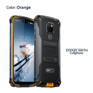 Waterproof Pro Rugged Phone Wireless Charge
