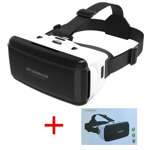 Pro Virtual Rreality 3D Glasses Headset for Smart Phones