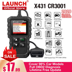 Code Reader-Car Diagnostic Tool