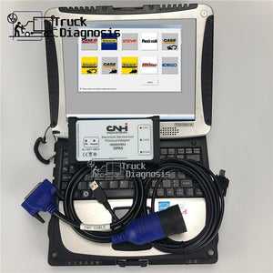 New Holland Case Diagnostic Scanner Tool