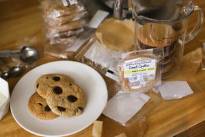 Chocolate Chip Maple-3 Packages (6 Cookies)