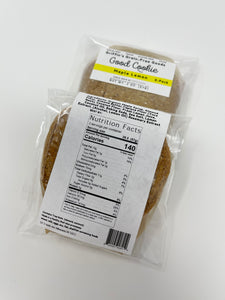Maple Lemon Cookies-2 Packages (4 Cookies)