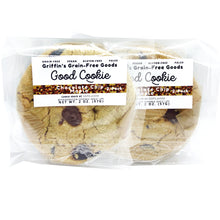 Load image into Gallery viewer, Chocolate Chip Maple-2 Packages (4 Cookies)