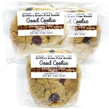 Load image into Gallery viewer, Chocolate Chip Maple-3 Packages (6 Cookies)