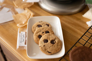 Chocolate Chip Maple-2 Packages (4 Cookies)