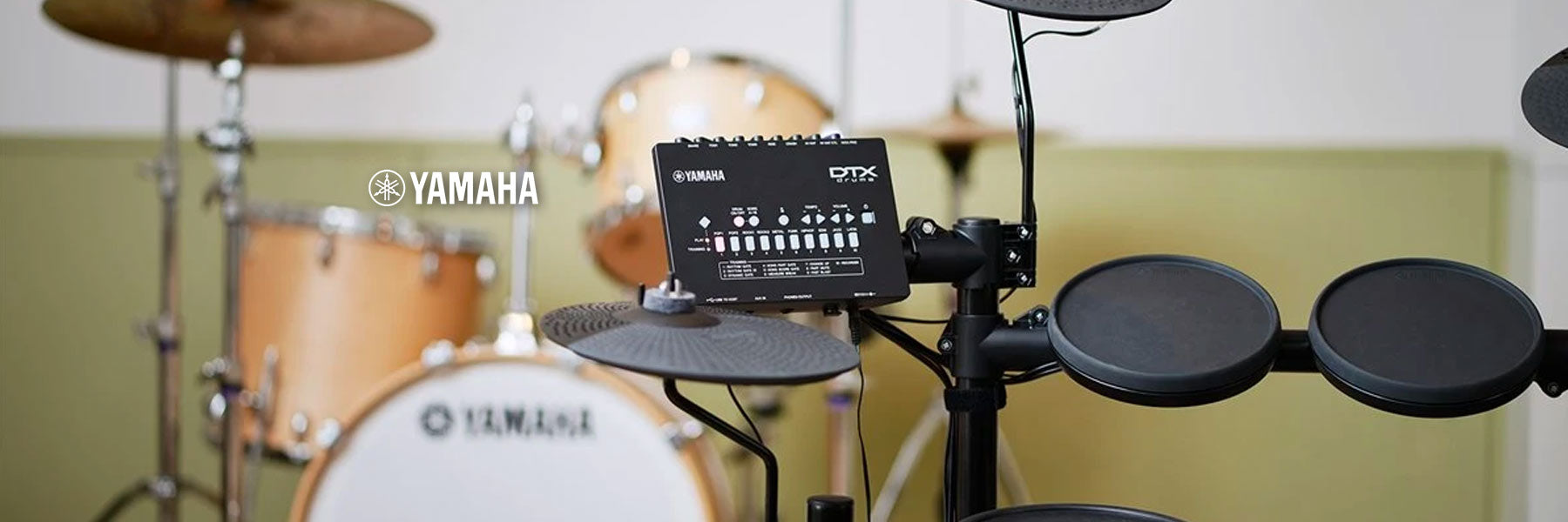 Yamaha Drums, Percussion & Accessories