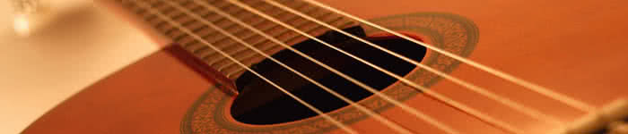 Classical & Nylon String Guitars
