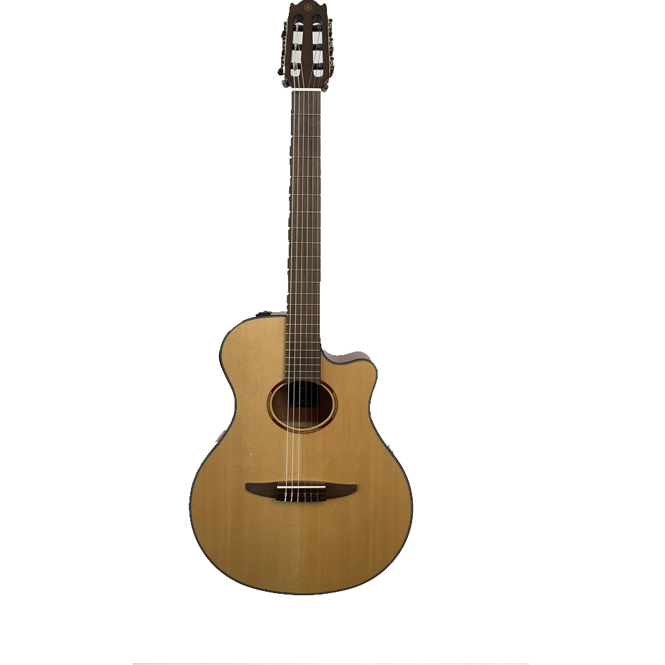 Yamaha NTX1-NT Acoustic-Electric Classical - Solid Sitka Sprucem Top - w/pickup
