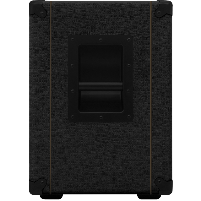"Orange PPC212BK 2x12"" Cabinet - Black"