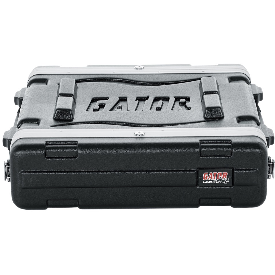 GATOR GR-2L MOLDED PE RACK CASE 2U