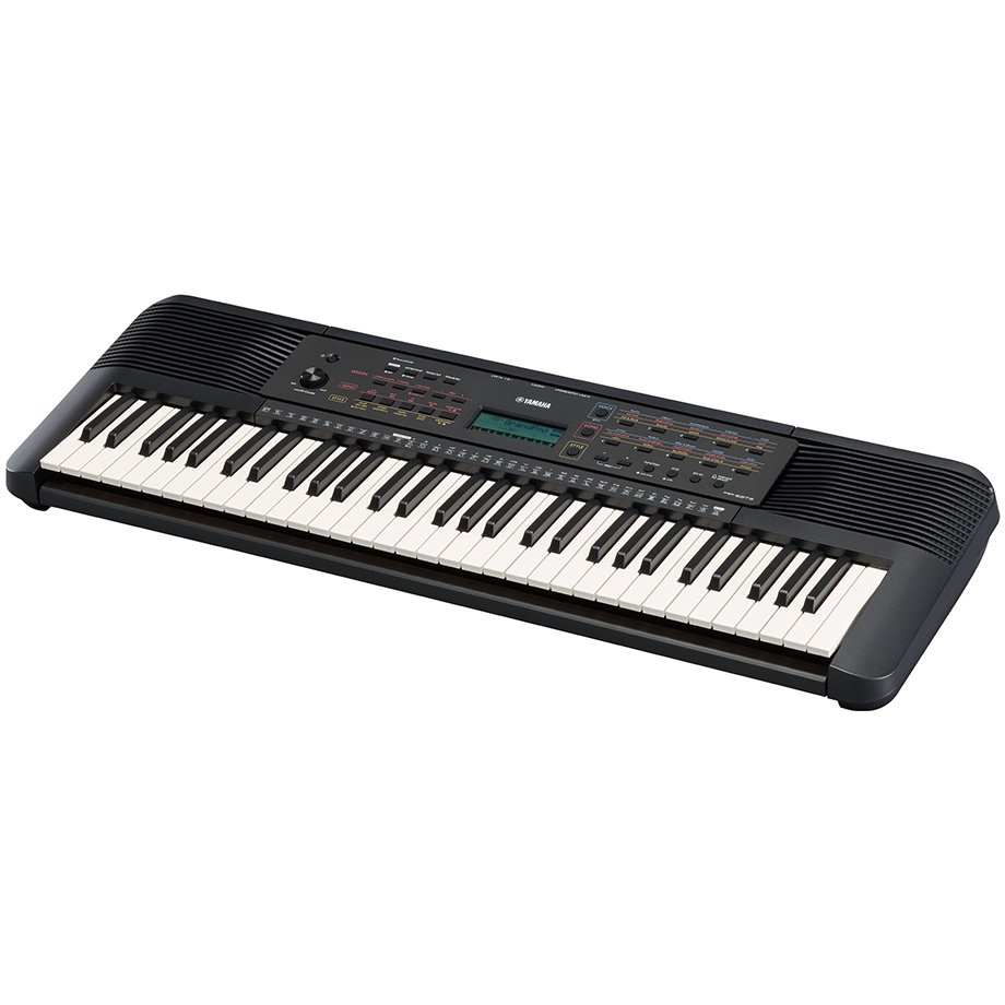 Yamaha PSRE273 Portable Keyboard W/ Bonus HPH50B Headphones
