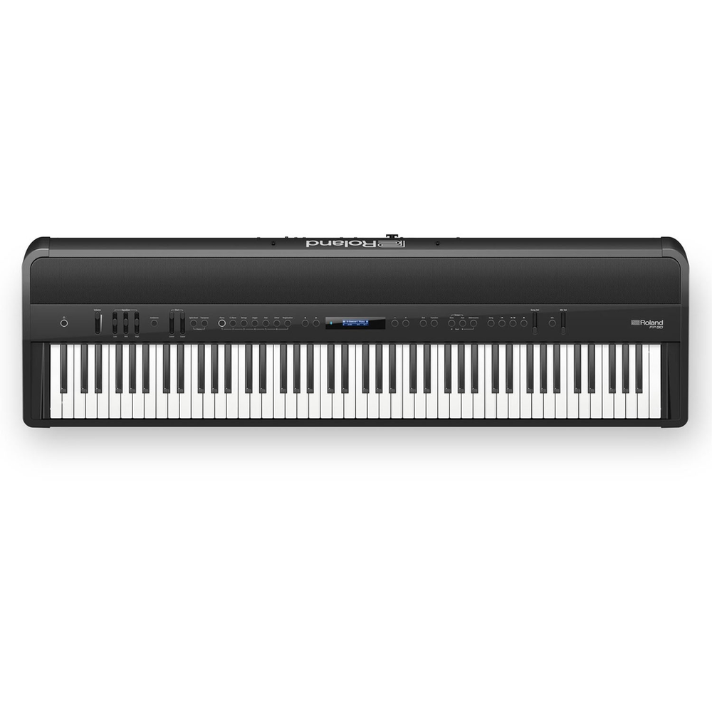 Roland FP90BK Digital Piano - Black