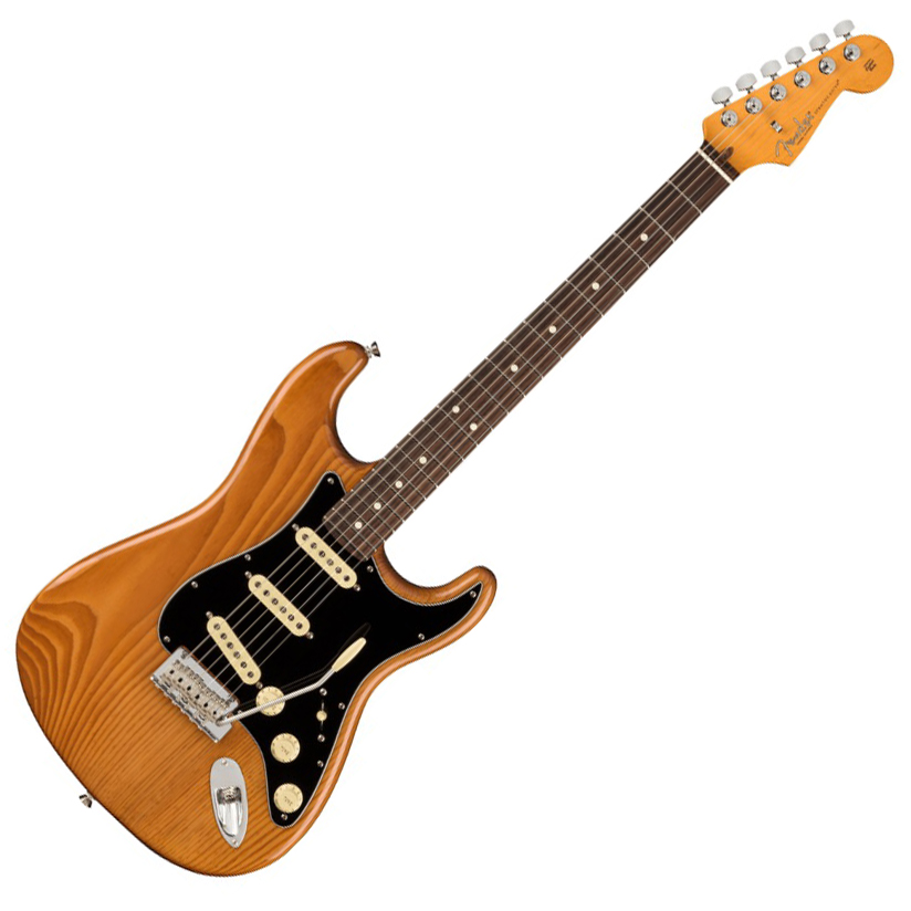 Fender American Professional II Stratocaster - Rosewood/Roasted Pine