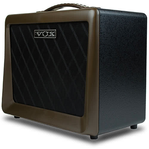 Vox VX50AG Acoustic Guitar Amplifier Combo w/XLR Input & EQ