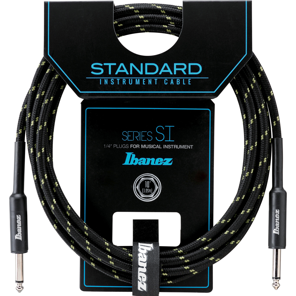 Ibanez SI10 BG 10ft Guitar Cable