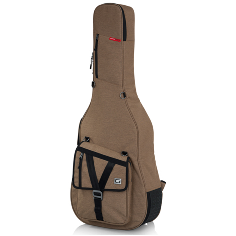 GATOR GT-ACOUSTIC-TAN TRANSIT ACOUSTIC BAG TAN