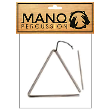 "Mano Percussion EM306 6"" Triangle"
