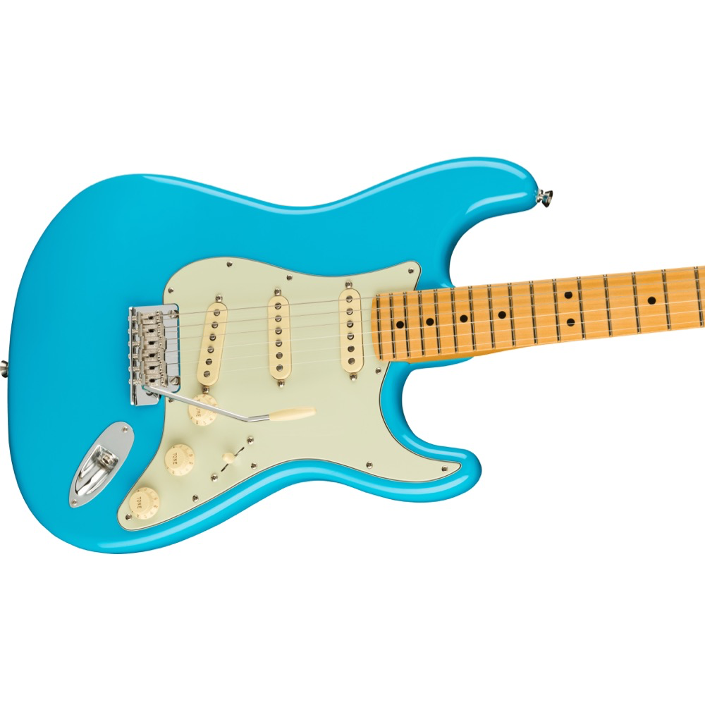 Fender American Professional II Stratocaster - Maple/Miami Blue