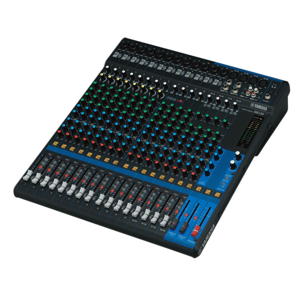 Yamaha MG20 - 20 Channel Mixer