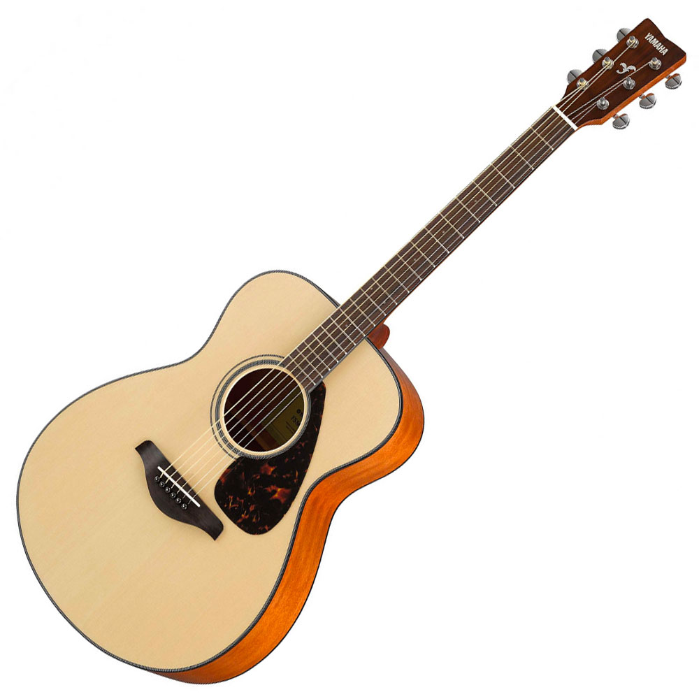 Yamaha FS800NT//02 Small Body Acoustic Guitar - Natural