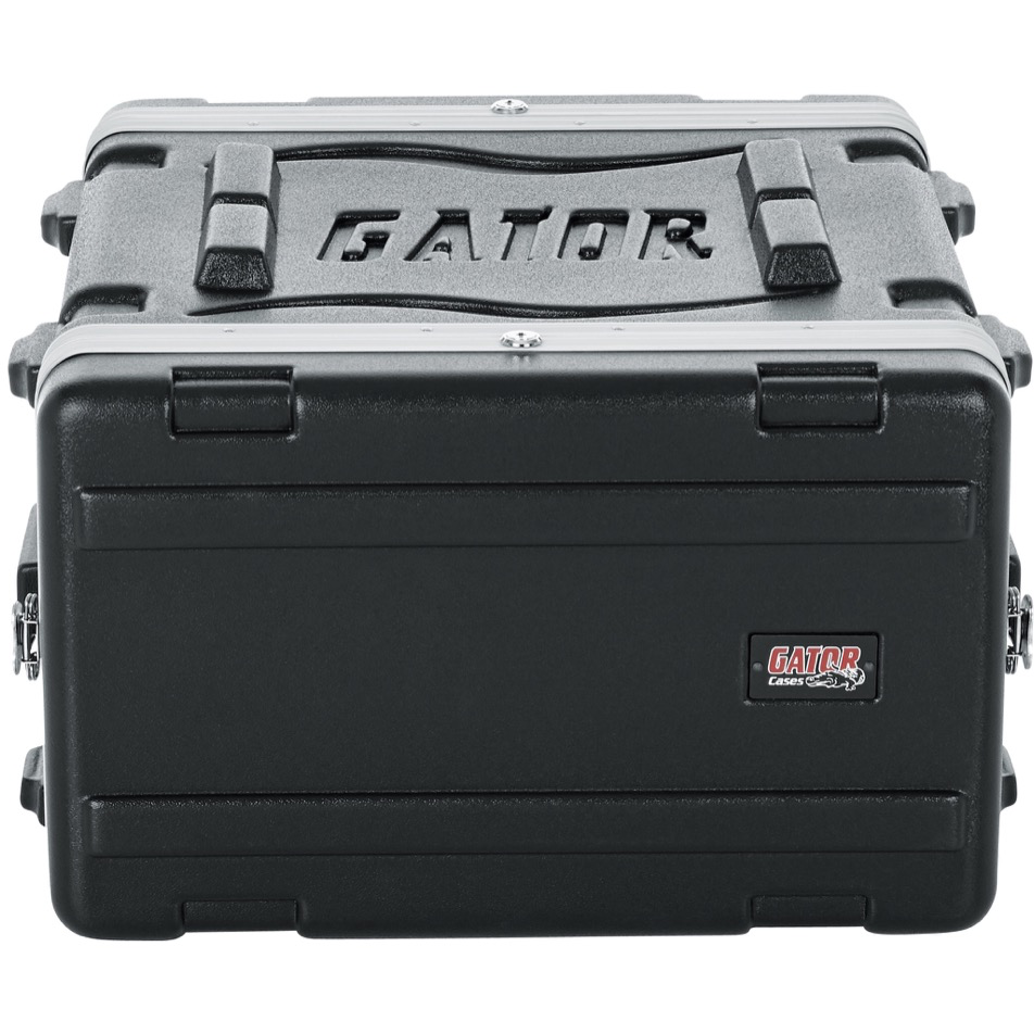 GATOR GR-6L MOLDED PE RACK CASE 6U