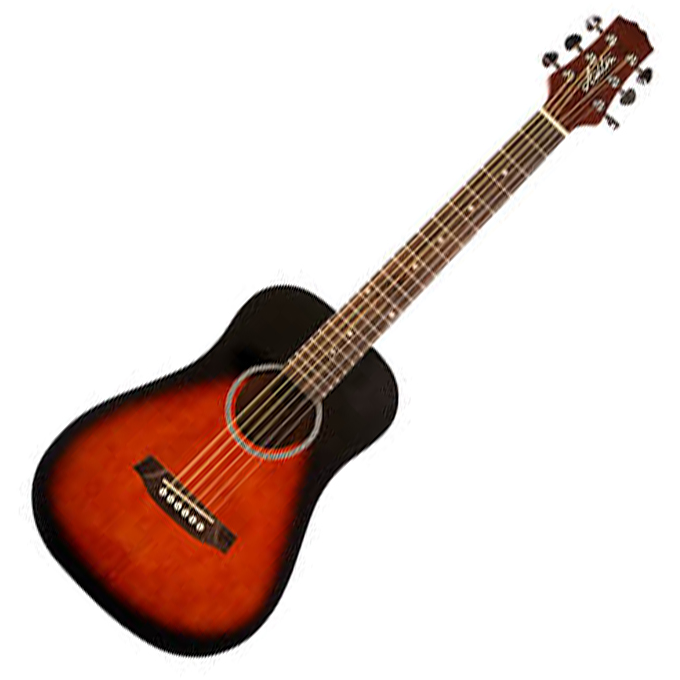 Ashton MINI20 TSB Acoustic Guitar
