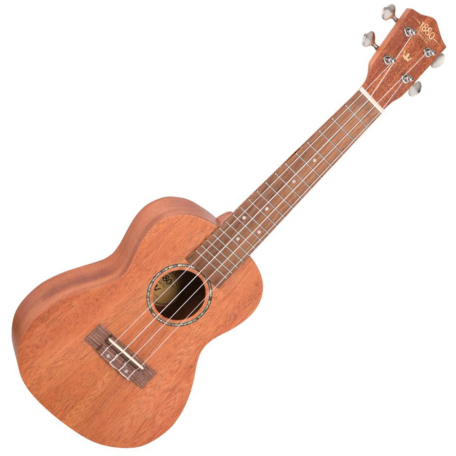 1880 Ukulele Co - 100 Series Concert Ukulele