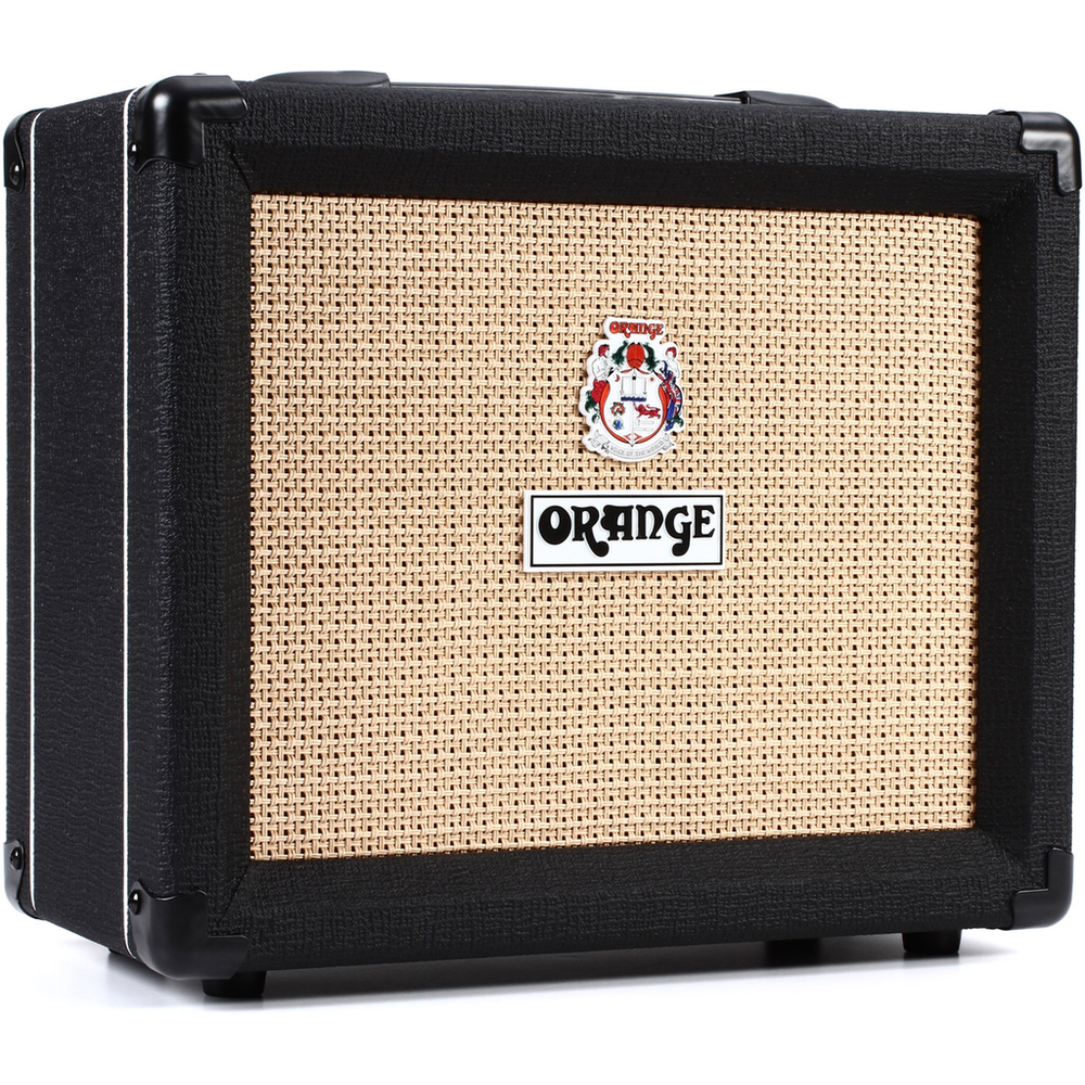 Orange CRUSH 20RT 20 Watt Guitar Combo Amp w/Reverb & Tuner - Black