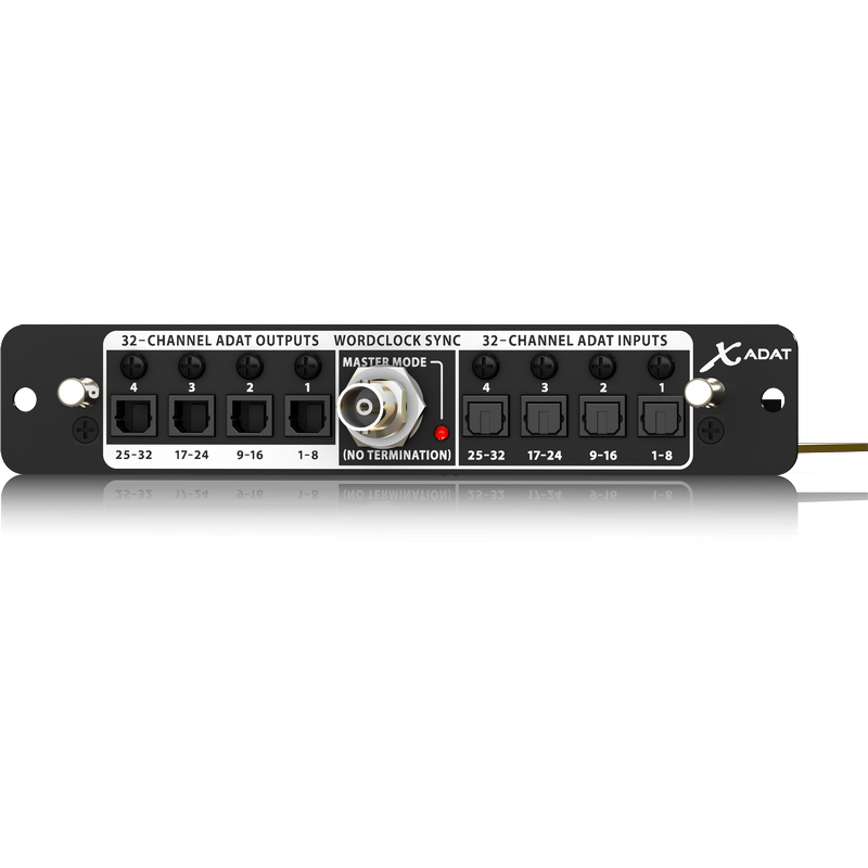 Behringer X-Adat Digital Mixer Option