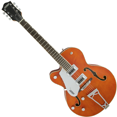 Gretsch G5420LH Electromatic Hollowbody Left-Handed - Orange Stain