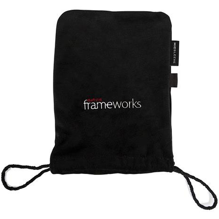 GATOR GFWMICPOUCH SOFT BAG FOR STUDIO MICS