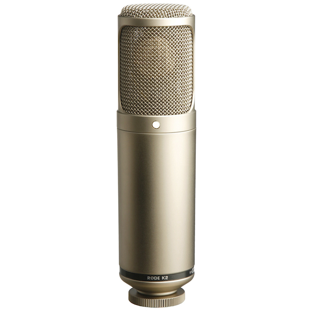 Rode K2 Multi Pattern Studio Valve Microphone