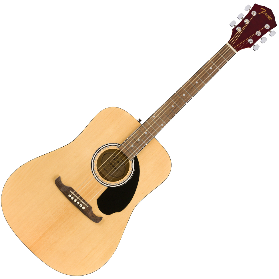 Fender FA-125 Dreadnought - Walnut - Natural