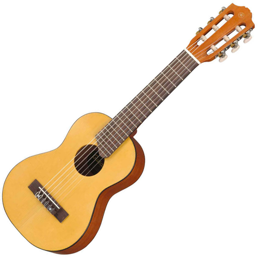 Yamaha GL1 Guitalele Mini Guitar - Natural