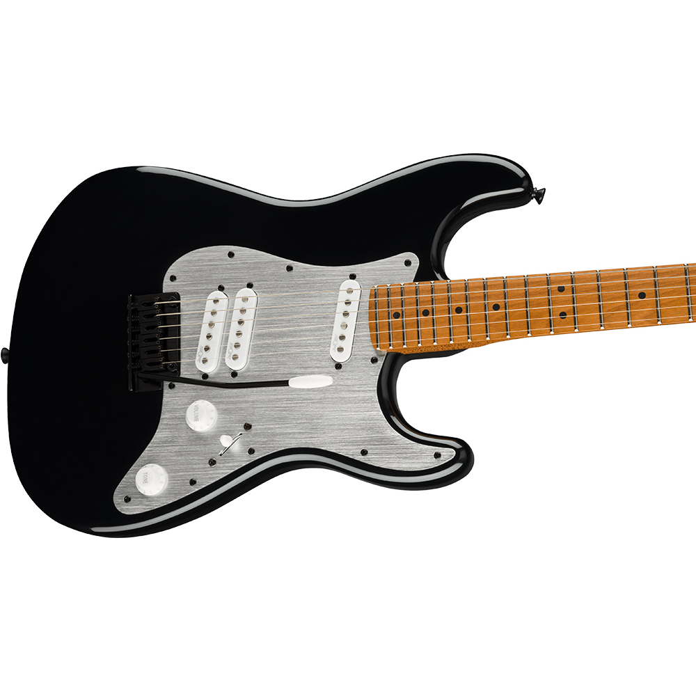 Squier Contemporary Stratocaster Special - Roasted Maple/Black