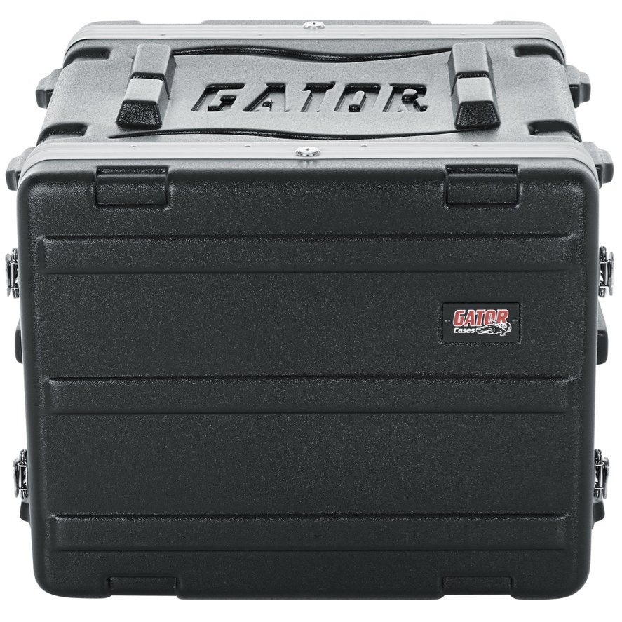 GATOR GR-8L MOLDED PE RACK CASE 8U