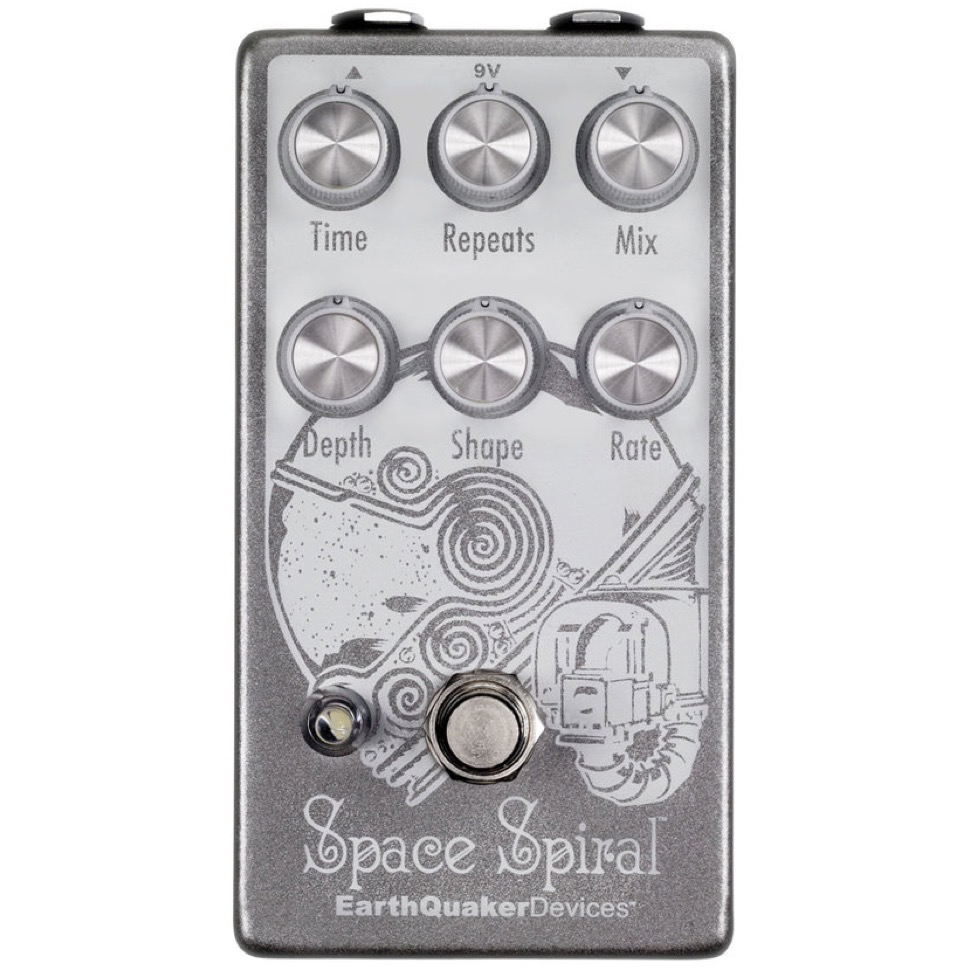 Earthquaker Devices Space Spiral Modulated Dly V2