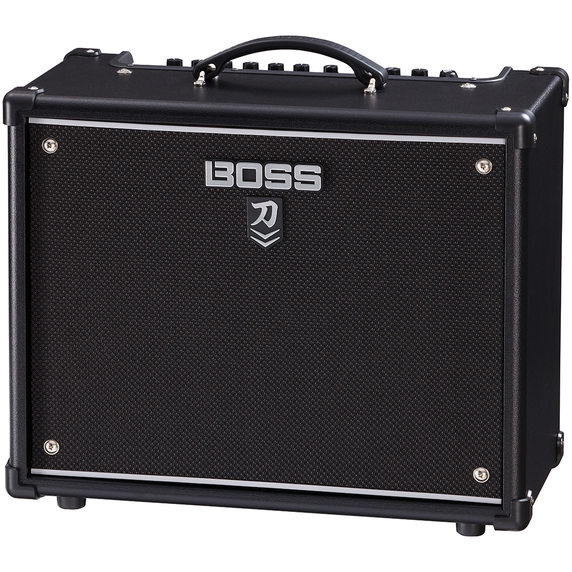 "Boss Katana-50 MKII 50w 1x12"" Combo Guitar Amplifier"